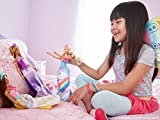 Barbie FJC95 FANTASY Rainbow Cove Princess Caucasian Dreamtopia, Long Hair, Colourful Dresses, Gift for 2 to 5 Years Children Dolls