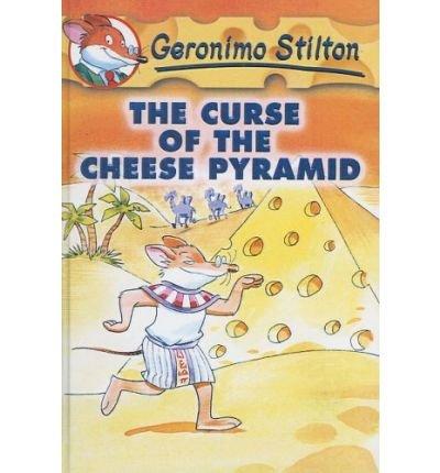 [(The Curse of the Cheese Pyramid )] [Author: Geronimo Stilton] [Feb-2004]