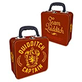 Harry Potter Quidditch Captain Platz Zinn-tote-lunch-box