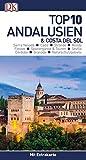 Top 10 Reiseführer Andalusien & Costa del Sol: mit Extrakarte und kulinarischem Sprachführer zum Herausnehmen