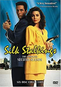 Silk Stalkings: Complete Second Season [DVD] [Region 1] [US Import] [NTSC]