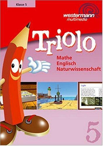 Triolo Klasse 5 - Lernen mit System Mathe, Deut