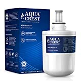 AQUACREST DA29-00003G NSF 53&42 Fridge Water Filter, Compatible with Samsung AquaPure Plus DA29-00003G, DA29-00003F, DA29-00003B, DA29-00003A, HAFIN2/EXP,HAFCU1/XAA, DA97-06317A, WF289,APP100/1