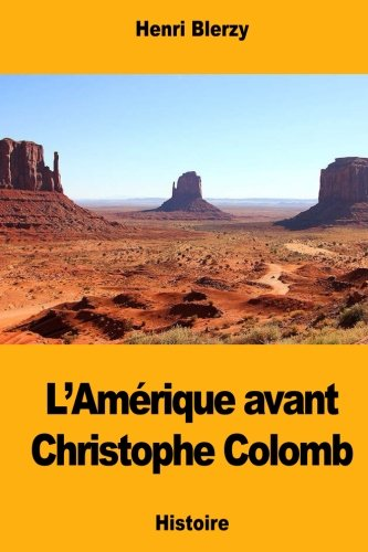LAmrique avant Christophe Colomb