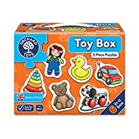 Orchard Toys Toy Box Jigsaw Puzzle