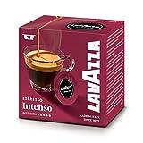 Lavazza A Modo Mio Intenso Coffee Capsules (5 Packs of 16)