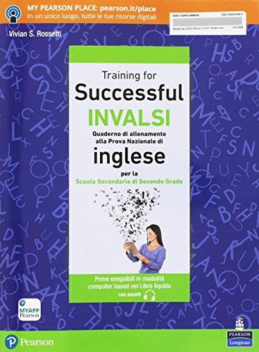Successful INVALSI. Quaderno di allenamento