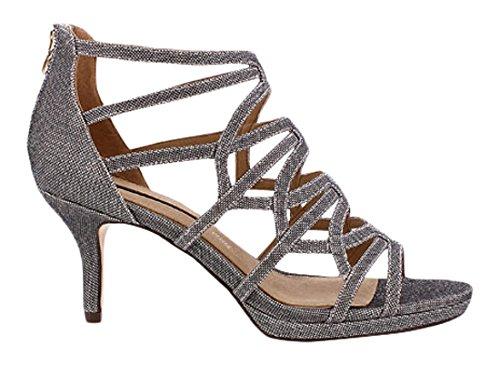 Maria Mare 66214, Chaussures Habillées Femme Gloss plata