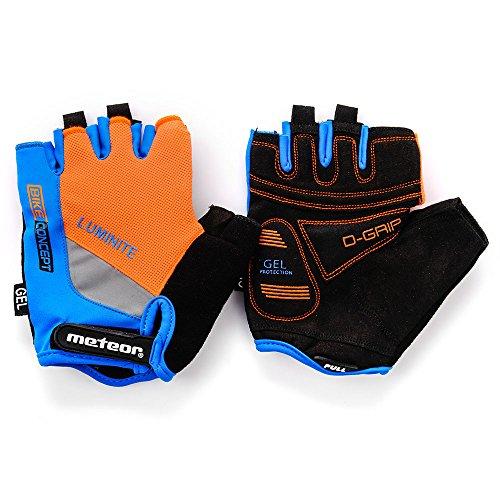 meteor-de-gel-bicicleta-guantes-gx20-primavera-verano-unisex-color-azul-naranja-tamano-xl