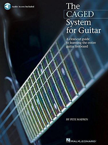 Pete Madsen: The CAGED System For Guitar