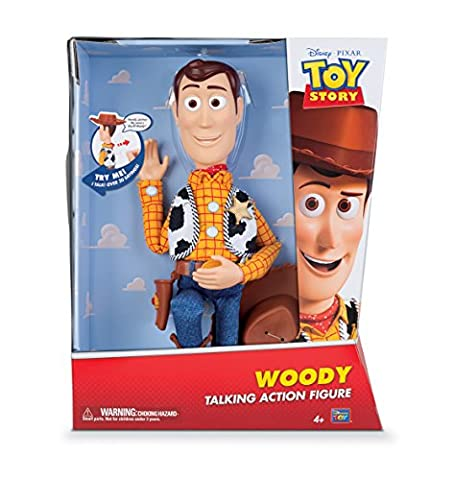 Mtw Toys - 64071 - Toy Story - Figurine Parlante Woody (Version Allemand)