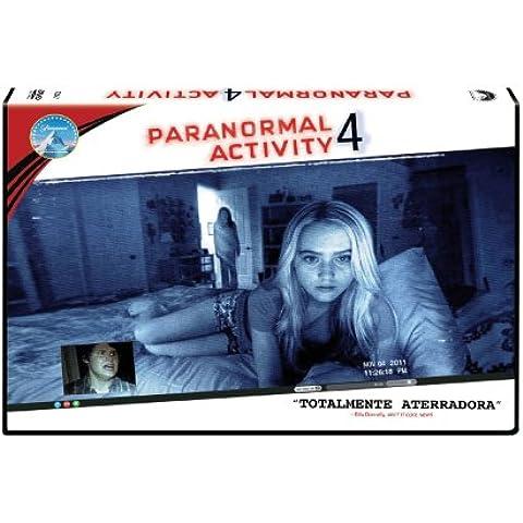 Paranormal Activity 4 - Edición Horizontal