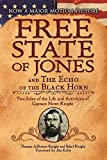 Front cover for the book The Free State of Jones and The Echo of the Black Horn by Thomas Jefferson Knight