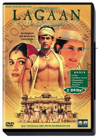 Bild von Lagaan - Es war einmal in Indien (2 DVDs) (OmU)