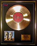 PINK FLOYD/Cd Gold Disc Record Limited Edition/THE DIVISION BELL