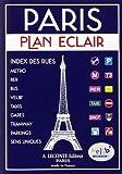 Plan de ville - Paris, circulation