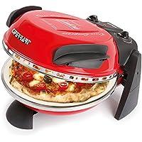 G3 Ferrari Pizza Express Delizia G10006 Forno pizza, Rosso