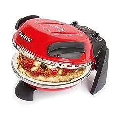 Idea Regalo - G3 Ferrari Pizza Express Delizia G10006 Forno pizza, Rosso