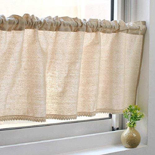 Unimall tenda piccola tendine della finestra decorazione per balcone camera parete ristorante …