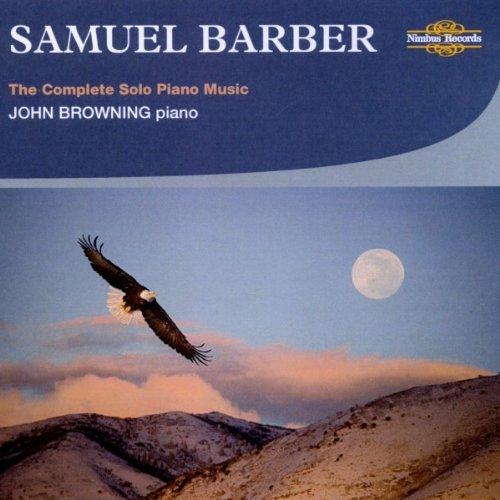 Barber: the Complete Solo Piano Music