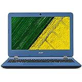 Acer Aspire ES 11, ES1-132-C8G1 Notebook (Intel Celeron Dual Core / 2GB RAM / 500 GB HDD / 11.6 inch Screen / DOS ) Denim Blue color