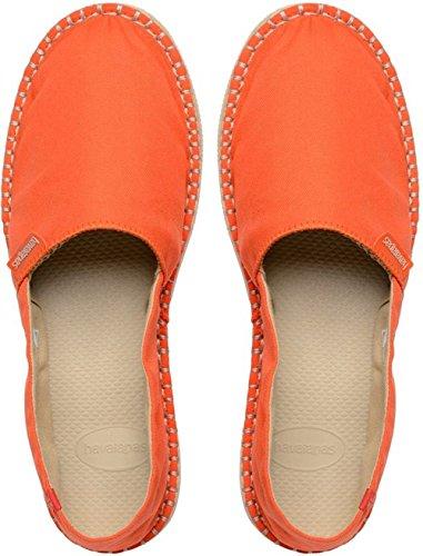 Havaianas - Origine II - Espadrilles - Mixte-adulte Orange (Tangerine)