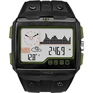 Timex Expedition WS4 T49664 – Reloj de pulsera con brújula y GPS