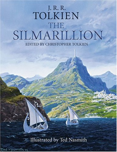 The Silmarillion Cover Image