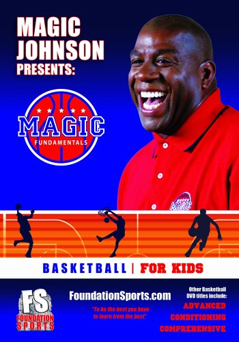 Magic Johnson Presents: Magic Fundamentals for Kids (Basketball)