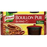 Knorr Bouillon Pur Rind Brühe 6 x 500 ml