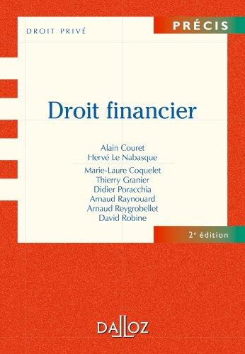 Droit financier (Prcis)