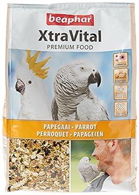 Beaphar XtraVital Parrot Food 2.5 kg