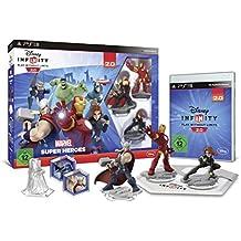 Disney Infinity 2.0: Marvel Super Heroes Starter-Set - [Playstation 3]