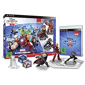 Disney Infinity 2.0 : Marvel Super Heroes - starter set [import allemand]