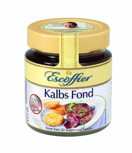 Escoffier Kalbs-Fond, 3er Pack (3 x 200 ml)