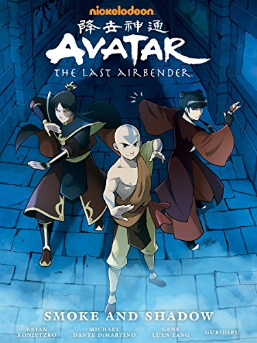 Avatar: The Last Airbender - Smoke And Shadow Library Edition por Gene Luen Yang