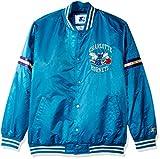 STARTER Herren legecy Retro Satin Jacke, Herren, Legecy Retro Satin Jacket, blaugrün