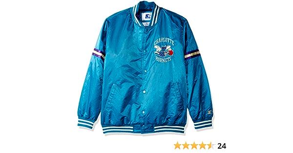 STARTER Herren Jacket Legecy Retro Satin Jacke