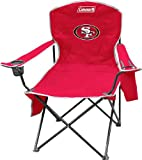 NFL Cooler Quad Chair, San Francisco 49ers