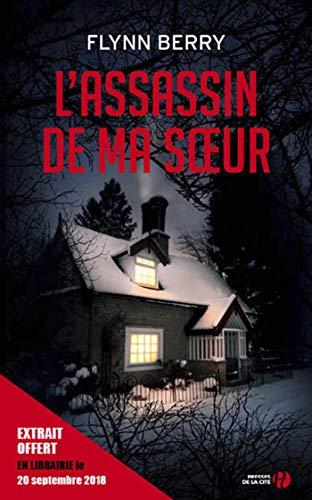 Couverture du livre L'Assassin de ma soeur (extrait gratuit)