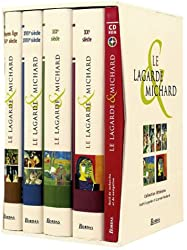 COFFRET LAGARDE & MICHARD    (Ancienne Edition)