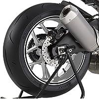 Adhesivos para Llantas Moto Yamaha MT-09 Tracer black mate