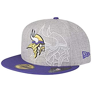 New Era 59Fifty Cap - SCREENING Minnesota Vikings - 7 1/2