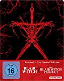 DVD Cover 'Blair Witch & Blair Witch Project - Steelbook [Blu-ray] [Limited Edition]