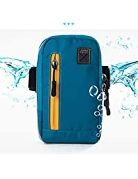 Running Arm Bag Outdoor Waterproof Nylon Running Bag Jogging Gym Armband Running Bag