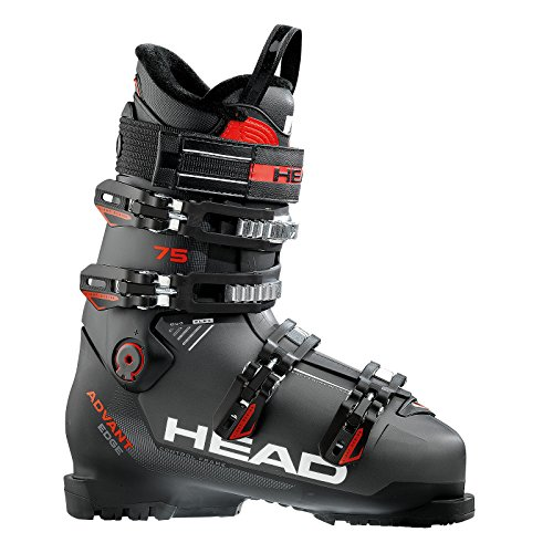 Skischuhe (anthracite/black-red), MP 27.0 ()