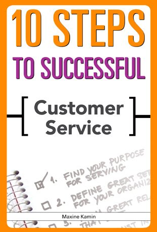 10 Steps to Successful Customer Service (ASTD's 10 Steps Series)