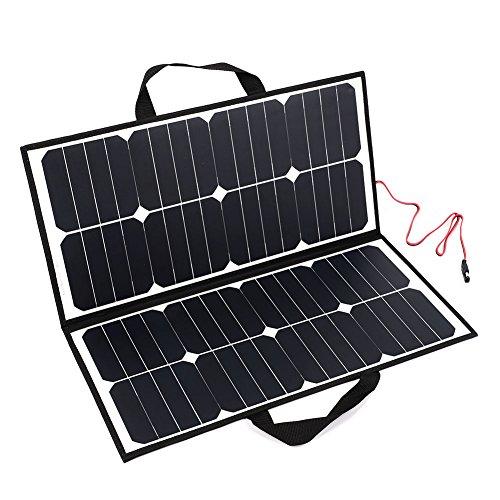 muxiao 50W Folding Solar-powered Iphone