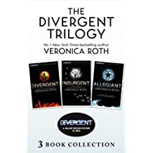 Divergent Trilogy (books 1-3)