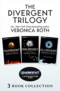 Divergent Trilogy (books 1-3) par [Roth, Veronica]